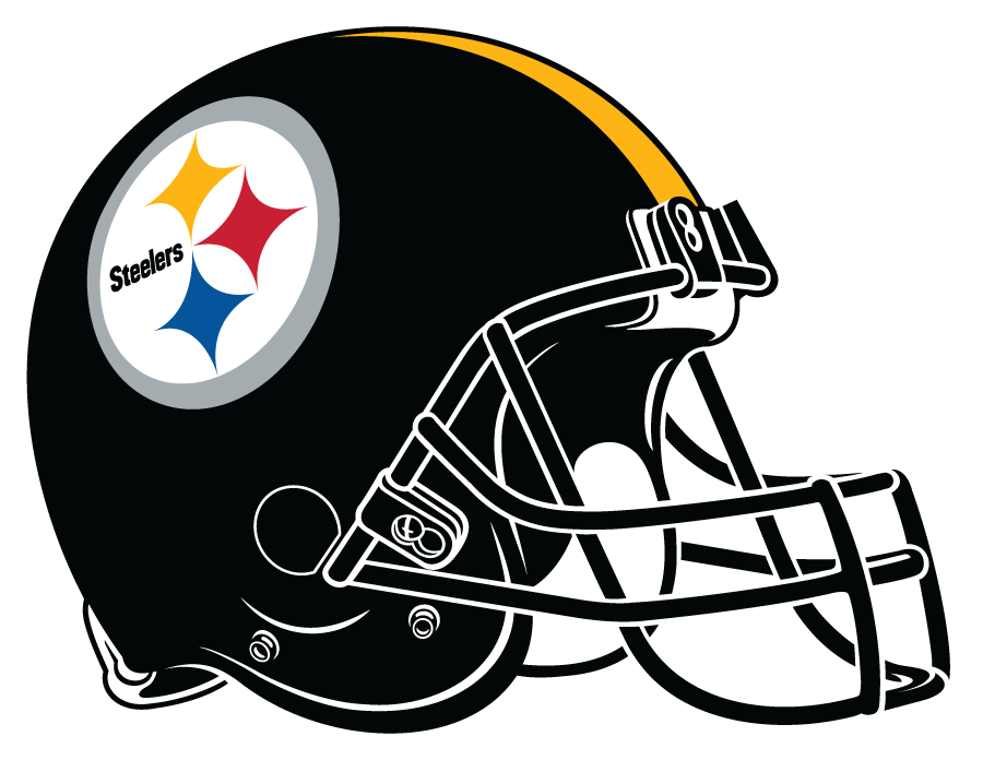 Pittsburgh Steelers Helmet.