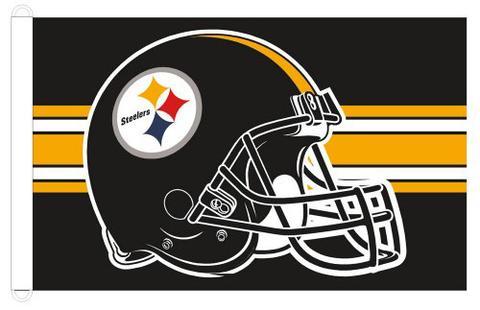 Pittsburgh Steelers Official Helmet.
