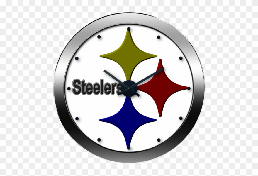 Steelers Logo Clipart (#2453307).