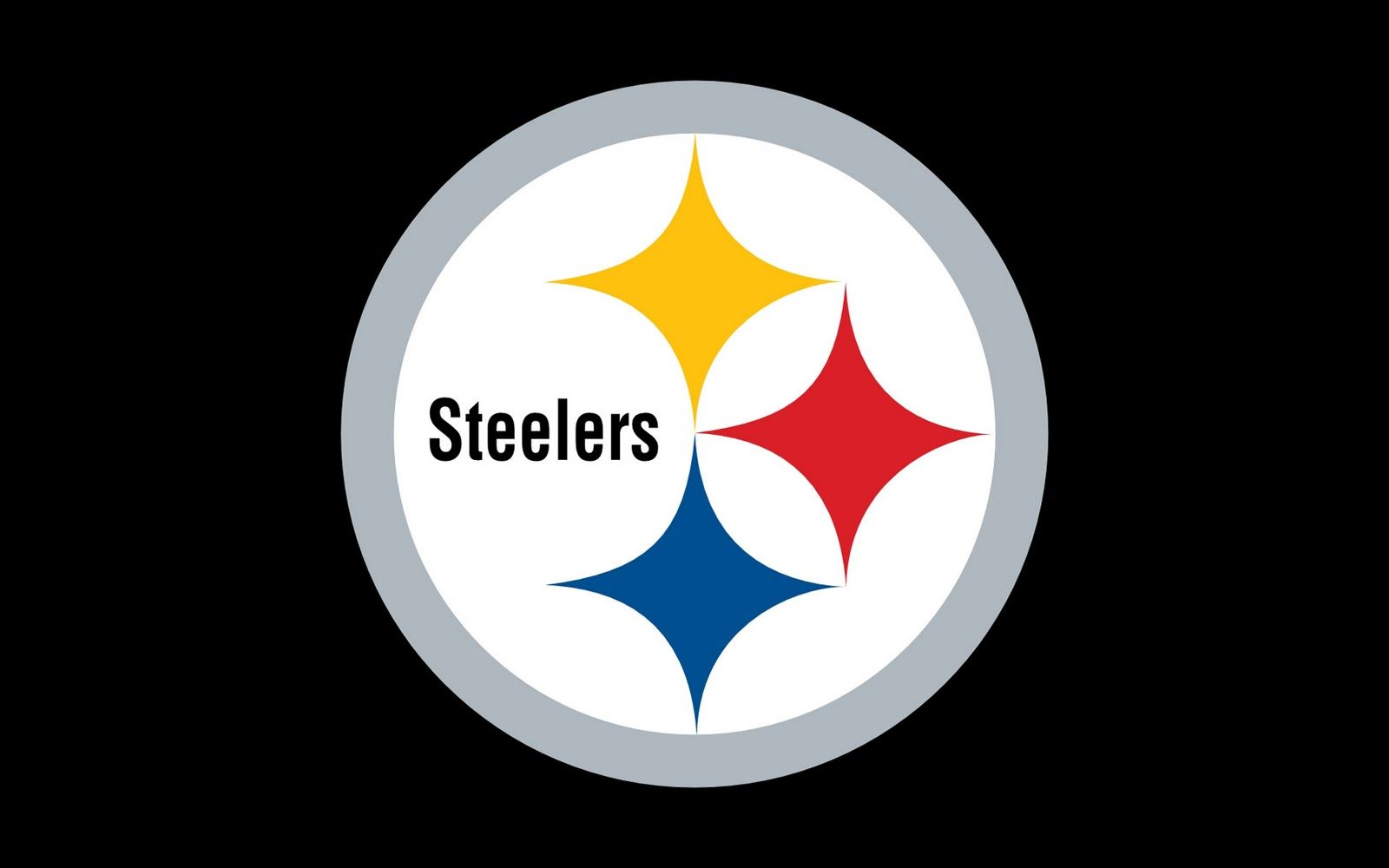 History of All Logos: All Pittsburgh Steelers Logos.