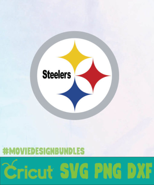 PITTSBURGH STEELERS SVG, PNG, DXF.