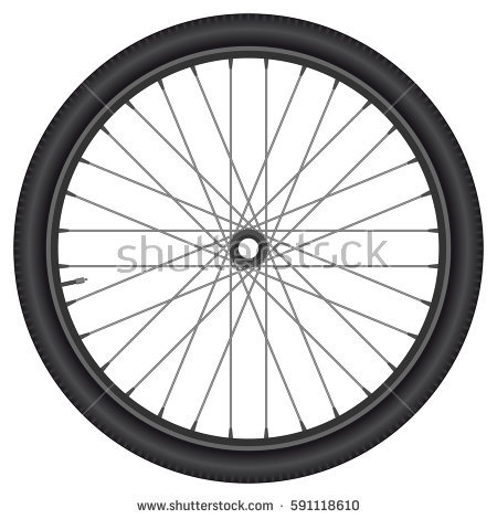 Spoke Stock Images, Royalty.