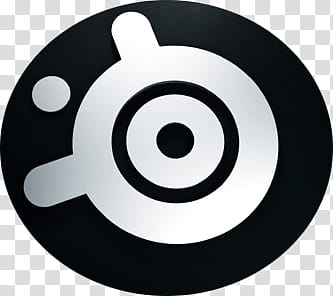 Steelseries icon transparent background PNG clipart.