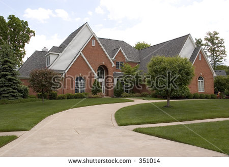 Steep Roof Stock Images, Royalty.