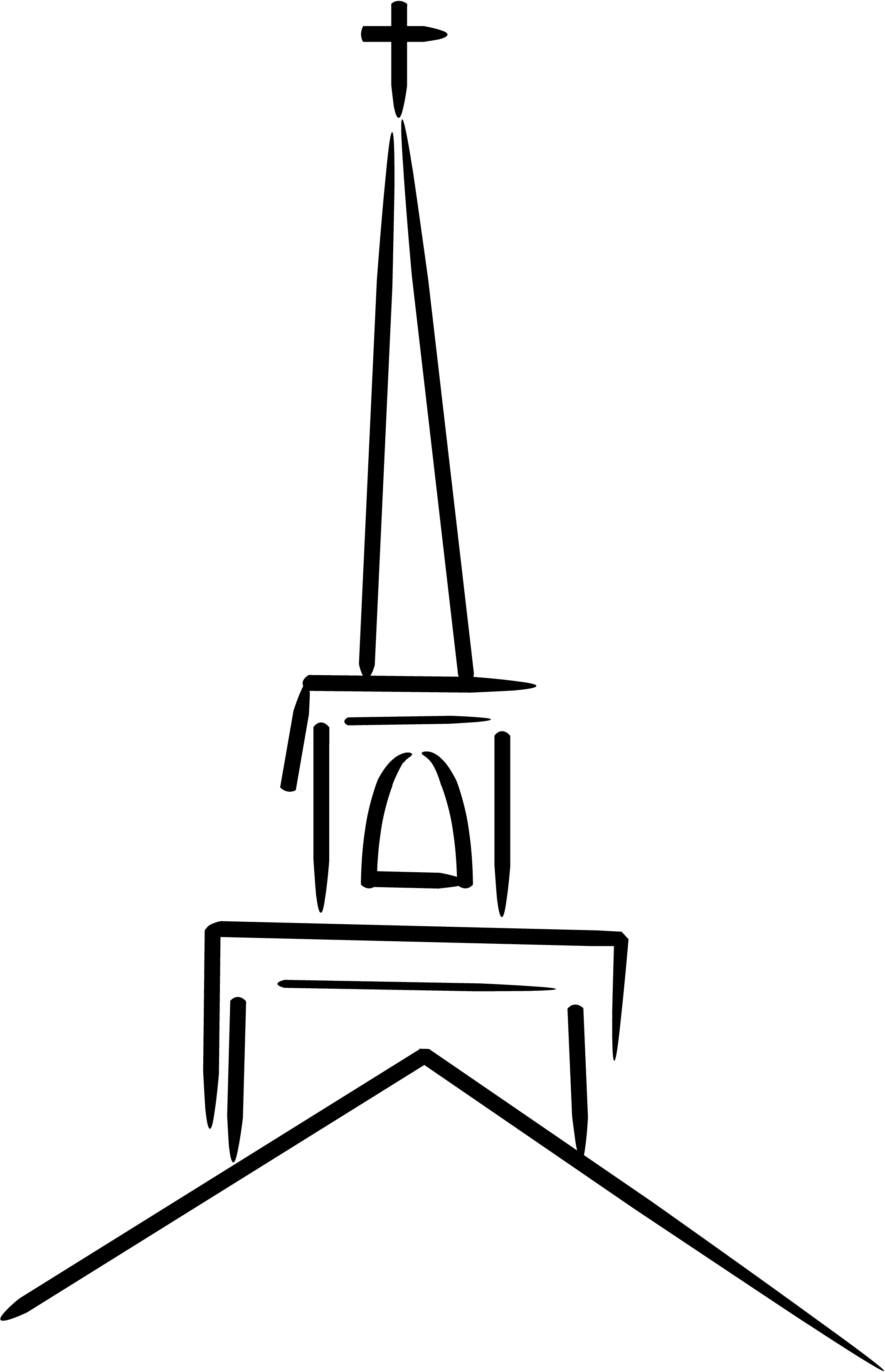Steeple Clipart.