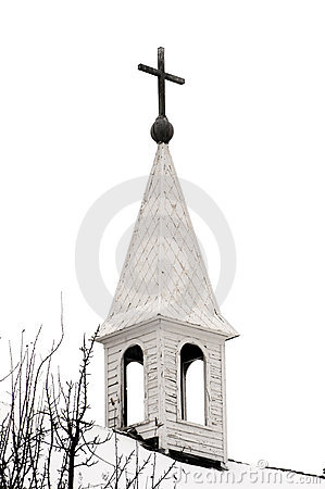 Old Country Church Steeple Stock Photos, Images, & Pictures.
