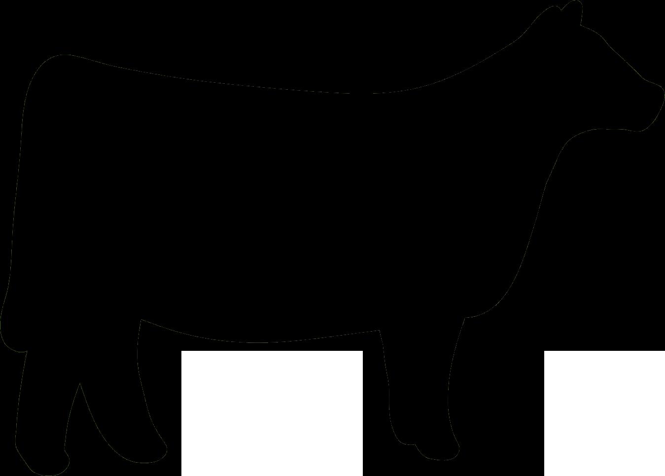 Interesting Steer Clip Art Pleasing Livestock Show Animal.