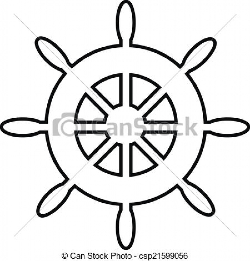 Showing post & media for Cartoon ship wheel clip art.
