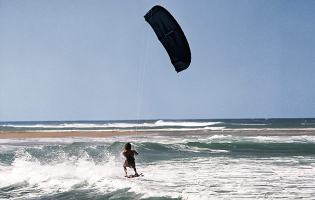 How to Kite Surf.