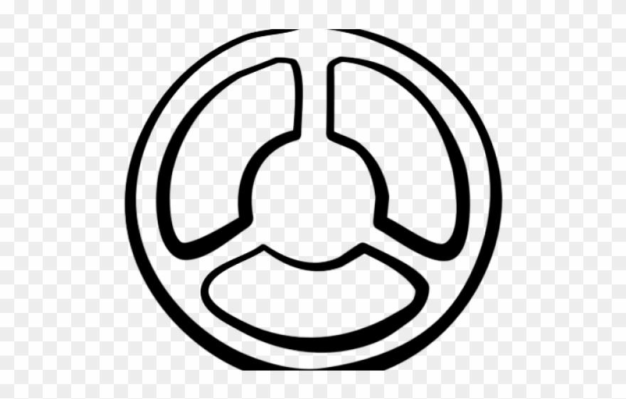 Steering Wheel Clip Art.