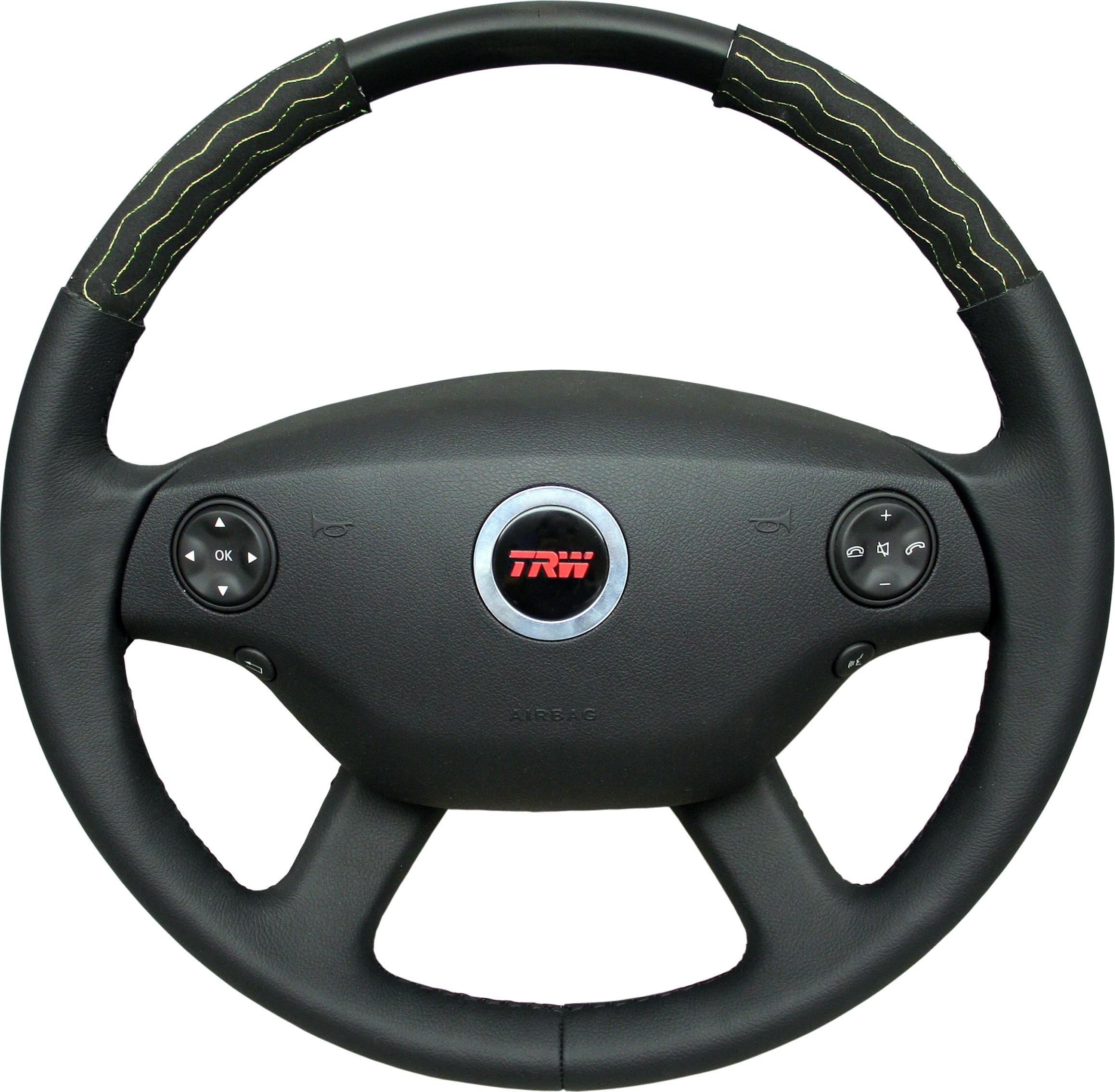 Steering Wheel PNG Image.