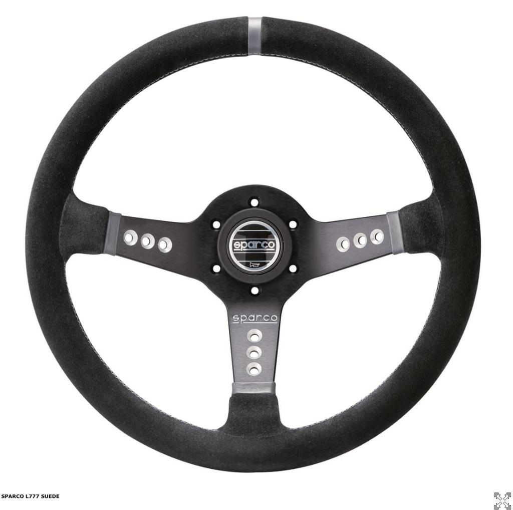 SPARCO L777 Street Steering wheel.