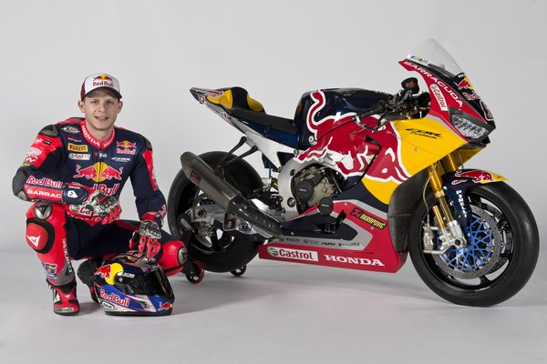 Stefan Bradl: Superbike ++Official Athlete Page++.