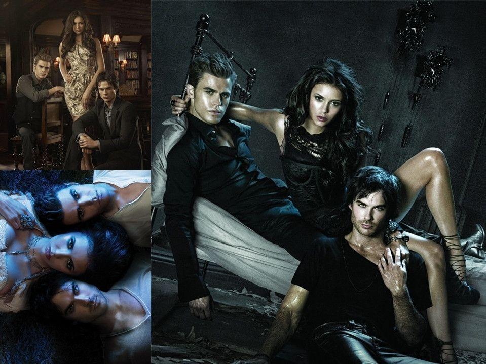 Vampire Diaries Clipart Damon And Stefan.