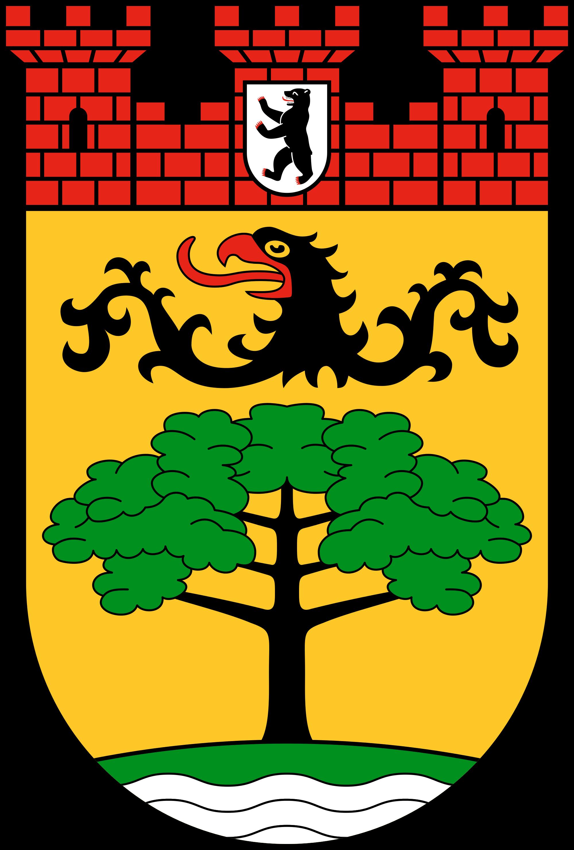 File:Coat of arms of borough Steglitz.