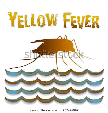 Yellow Fever Stock Photos, Royalty.