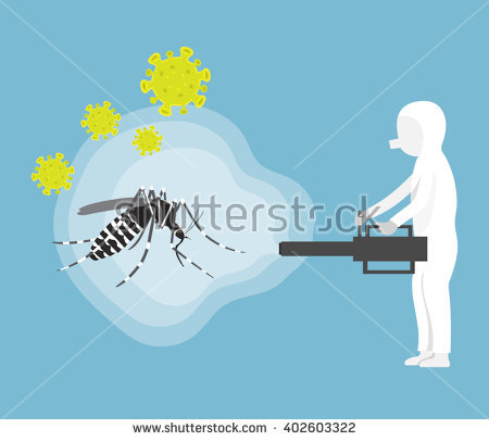 Chikungunya Stock Images, Royalty.