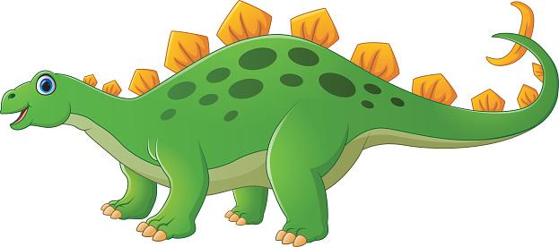 20+ Stegosaurus Clip Art.