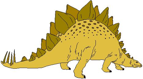15+ Stegosaurus Clip Art.