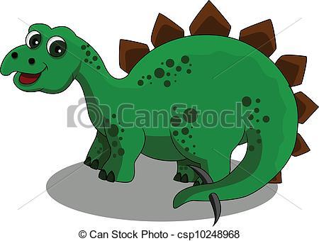 Stegosaurus Clipart Vector Graphics. 1,271 Stegosaurus EPS clip.