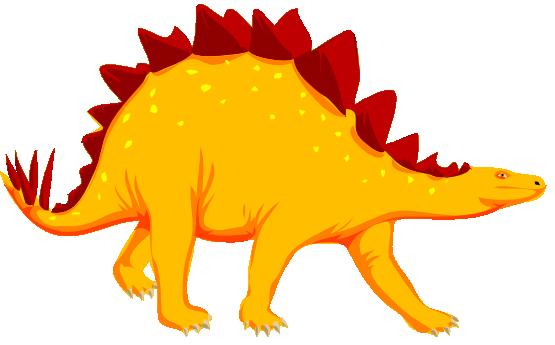 Free to Use & Public Domain Stegosaurus Clip Art.
