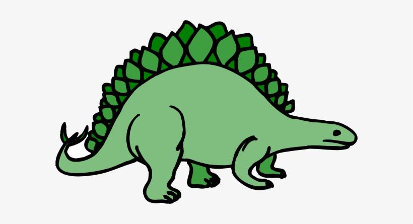 Dinosaur Clipart Stegosaurus.