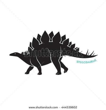 Stegosaurus Stock Images, Royalty.