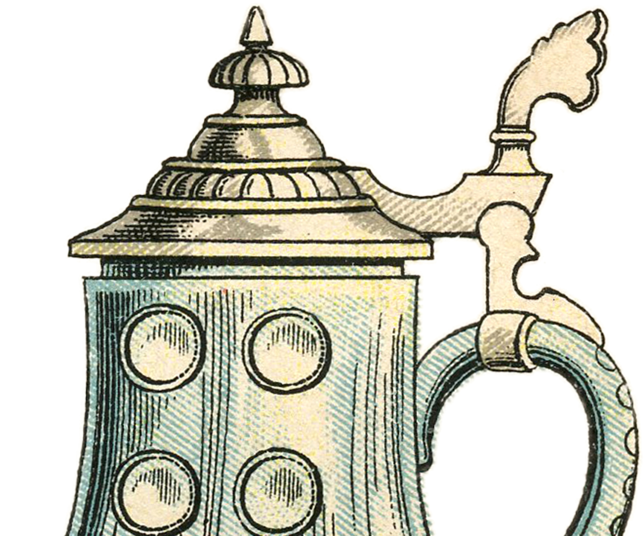 beer stein clipart free - photo #37