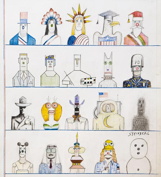 1000+ images about Saul Steinberg on Pinterest.