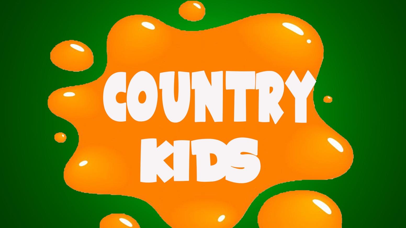 Country Kids by Morgan Steiner — Kickstarter.