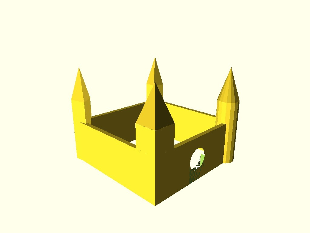 Searched 3d models for castle Steinheim.