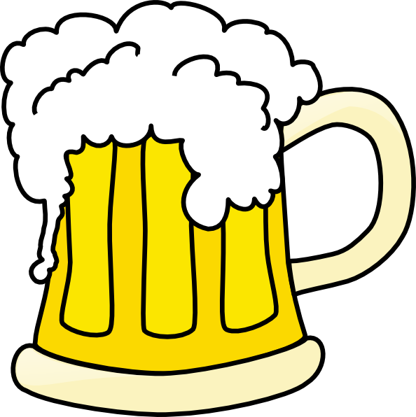 Beer Stein Clip Art at Clker.com.