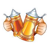Beer Stein Clip Art.
