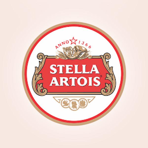 Stella Artois.