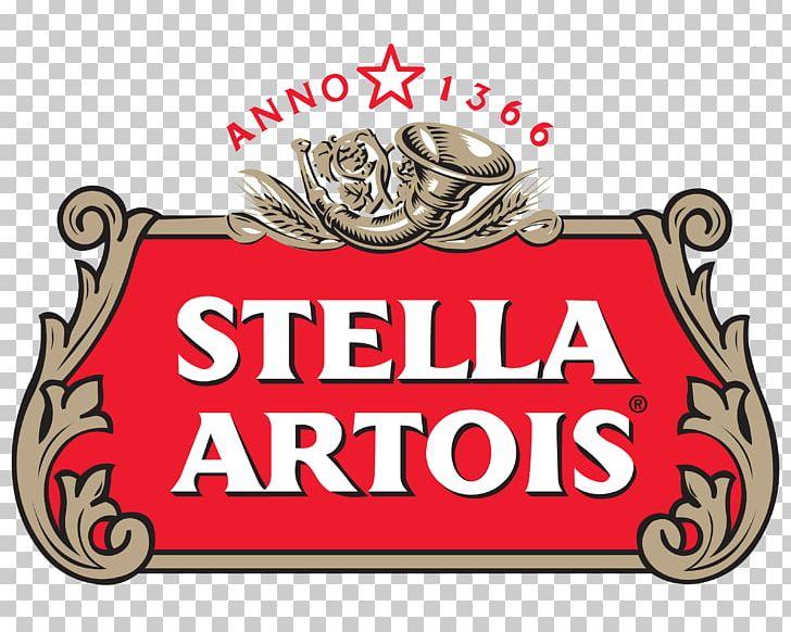 Logo Beer Stella Artois Brand PNG, Clipart, Area, Beer.