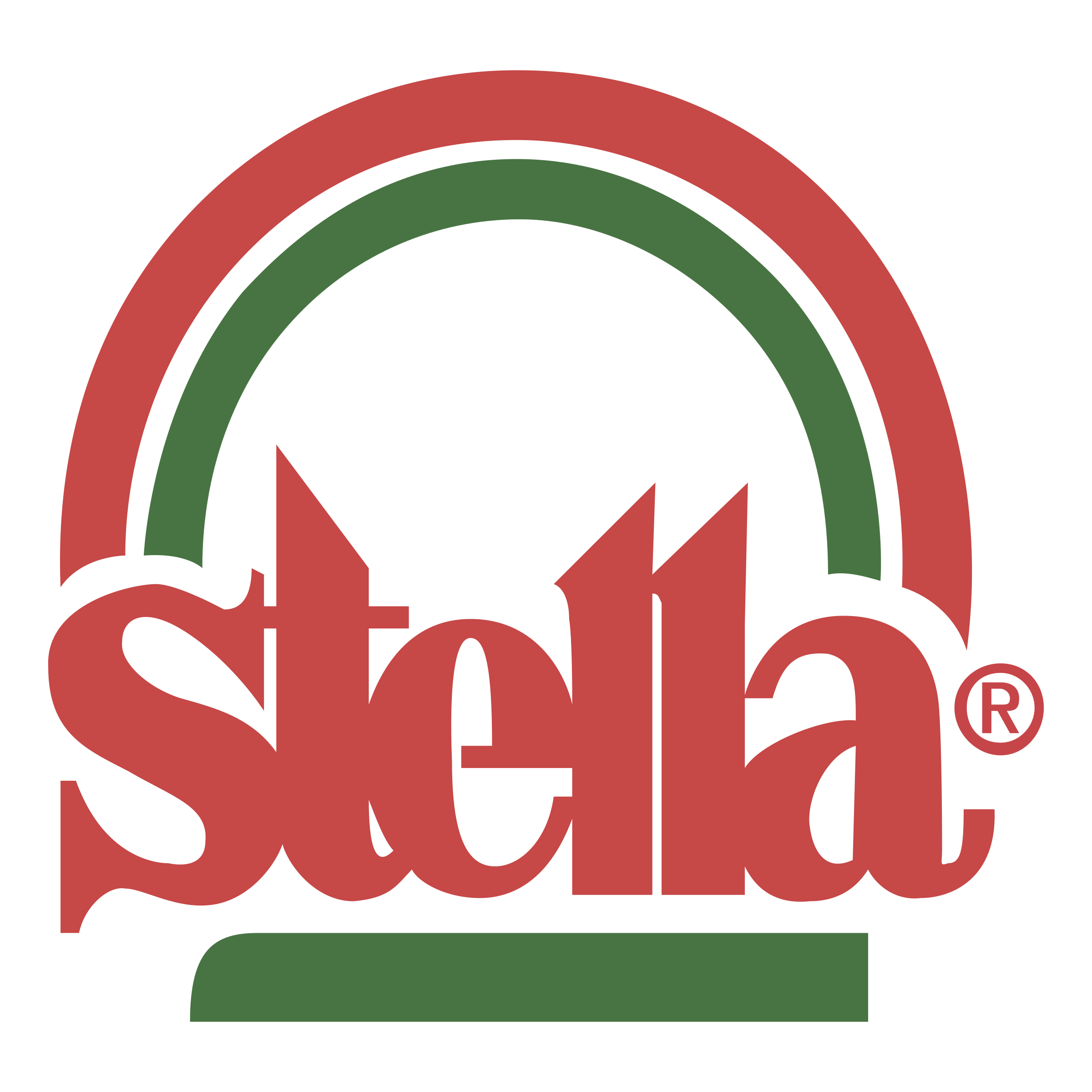 Stella Logo PNG Transparent & SVG Vector.