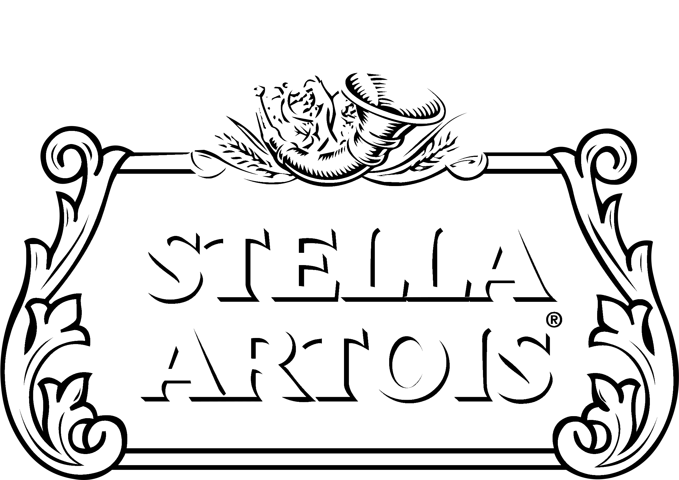 Stella artois logo png images collection for Free Download.