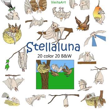 Stellaluna Clipart Worksheets & Teaching Resources.