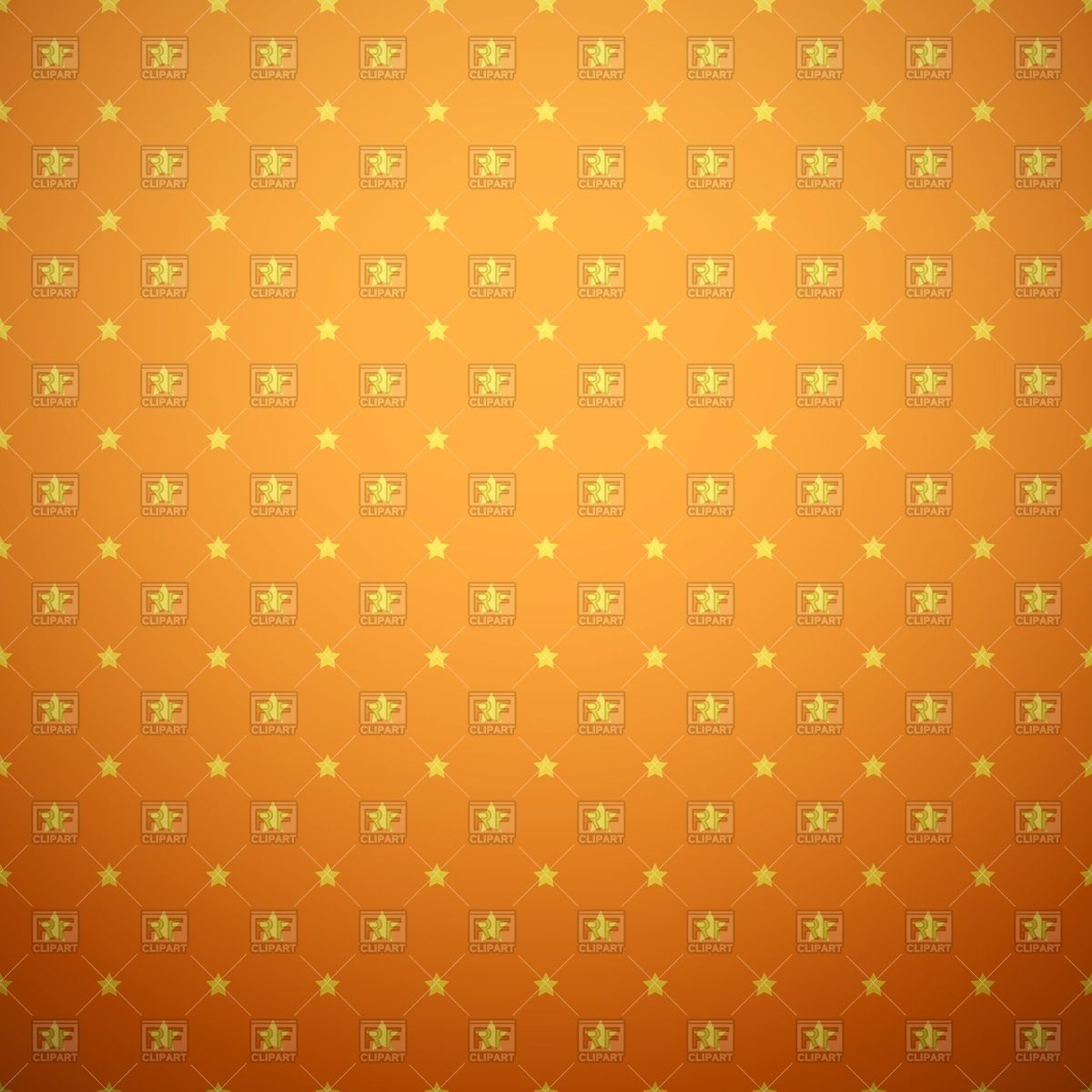 Stellar orange wallpaper Vector Image #40197.