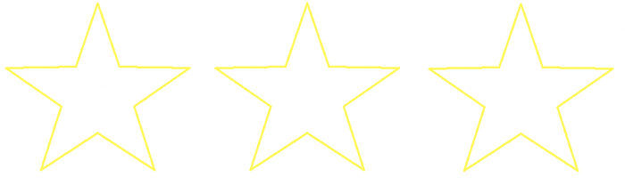 3 Stelle Png Vector, Clipart, PSD.