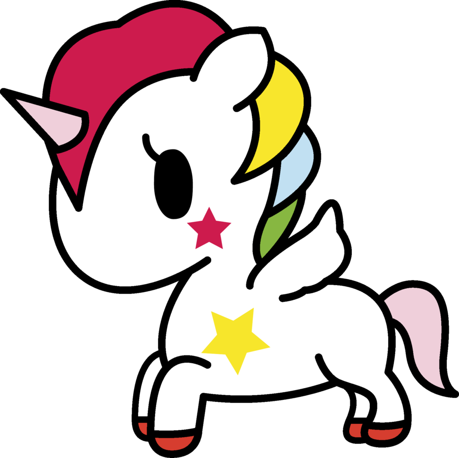 TokiDoki Unicorn by NecronomiconOfGod.deviantart.com on.