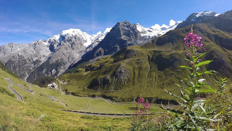 Free photo Mountains South Tyrol Stelvio Yoke Alpine Italy.