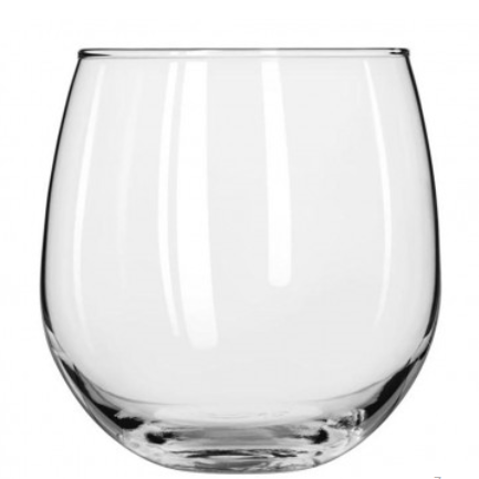 12 oz. Stemless Wine Glass.