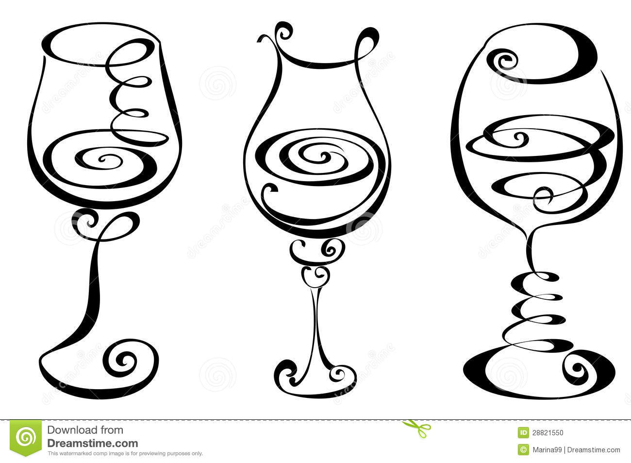 Wine Glass Clip Art & Wine Glass Clip Art Clip Art Images.