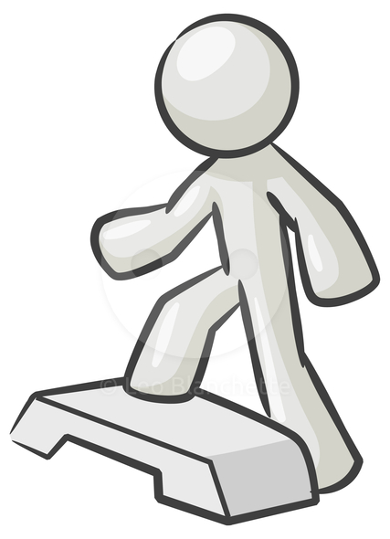 Stair Step Clipart.