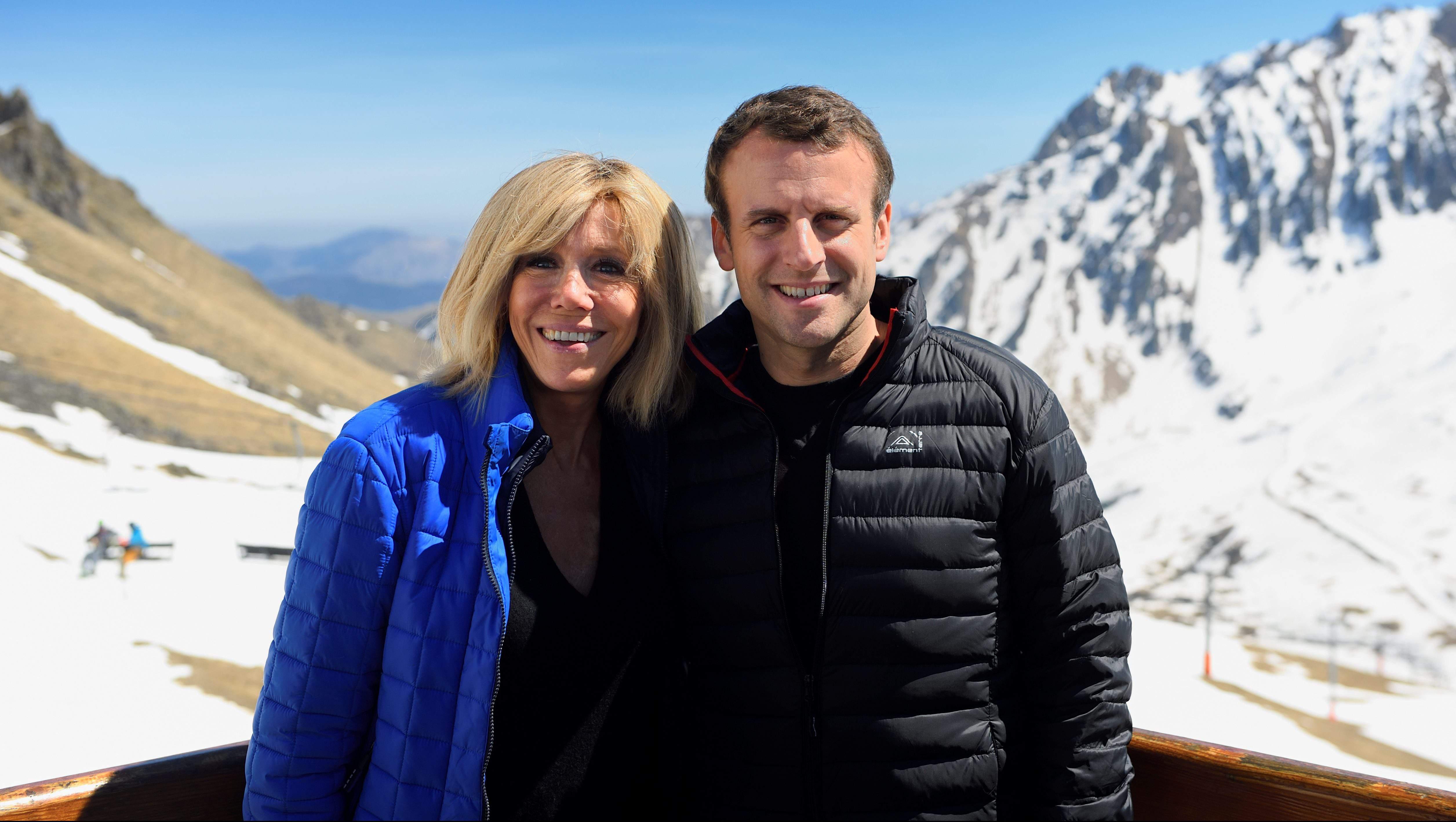 Brigitte Macron, Emmanuel's Wife: 5 Fast Facts.