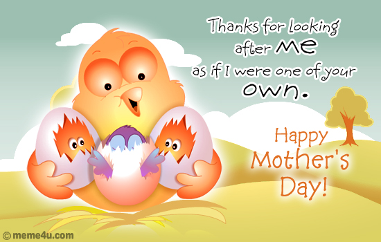 ThanksMother's Day Cards For Step Mom, Mother's Day eCards For.