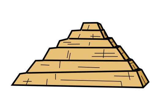 Step Pyramid by Pectwer on DeviantArt.
