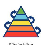 Stock Illustrations of Step pyramid.