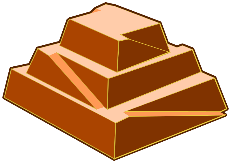 Free Clipart: Pyramid.